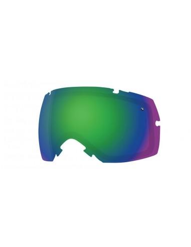 Smith Optics Lentila I/OX Green/Sol X