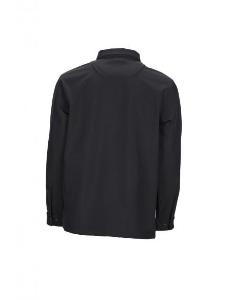 SESSIONS STEADFAST SHIRT BLACK